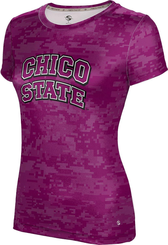 ProSphere California State University Chico Girls' Performance T-Shirt (Digi Camo)