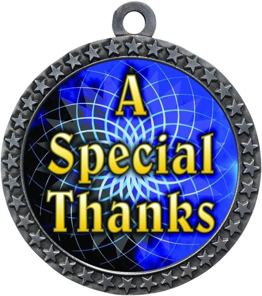 Express Medals 1 to Gifts 50 Packs Medal Trophy Thanks Silver Special OFFicial site