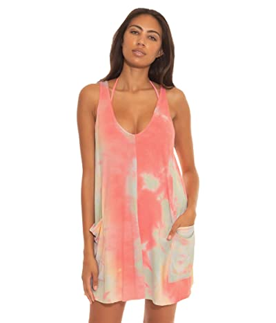 BECCA by Rebecca Virtue Tide Pool A-Line Swing Dress Cover-Up