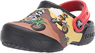 Crocs Kids' Boys and Girls Motorsport Clog