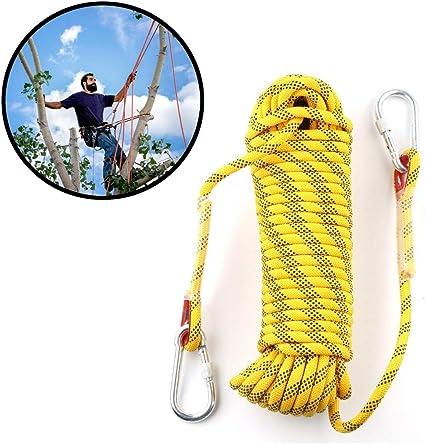 Cuerda de seguridad amarilla, Cuerda multifuncional Cuerda de ...
