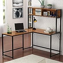 Best walnut computer desk with hutch Reviews