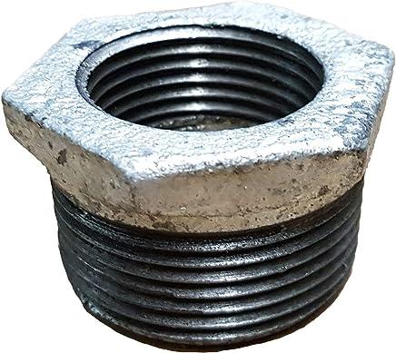Zollstopfen 1//2 Grau Rundrohr Stopfen Kunststoff Abdeckkappen 5 Stck