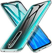 iBetter Coque pour Xiaomi Redmi Note 8 Pro, [Anti-Jaune][Anti-Slip][Résistant aux Rayures] Housse Etui, Soft Premium TPU Coque, pour Xiaomi Redmi Note 8 Pro Smartphone.Transparent