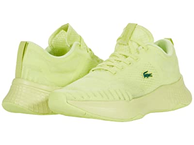 Lacoste Court-Drive Fly 07211 SFA (Light Yellow/Light Yellow) Women