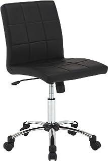 Amazon Brand - Movian Tisza - Silla de escritorio, 57 x 60 x