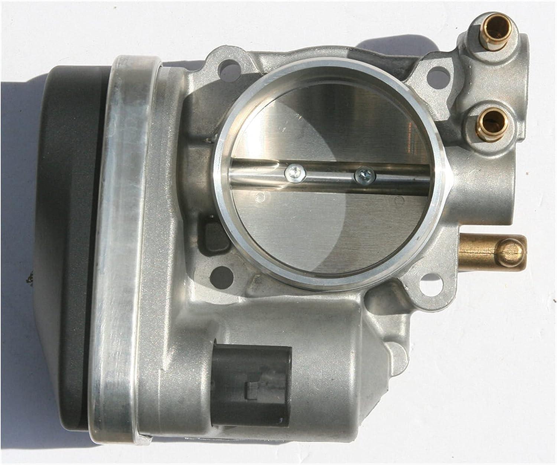 XIAOXIN OUXINDA Montaje del Cuerpo del Acelerador con Motor y TPS en Forma para Volkswagen Touran Ecofuel Golf V Caddy OE 06A133062AD 408-238-327-005Z