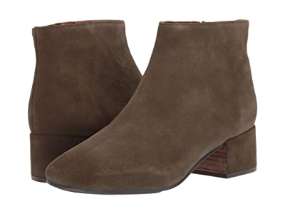 Gentle Souls by Kenneth Cole Ella Bootie (Olive) Women
