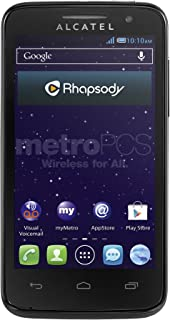 Alcatel One Evolve Prepaid Phone (MetroPCS)