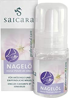 saicara Nagelöl 15 ml 2 Stück hygienisches Pflege-Öl für die Stärkung und Schutz von Nagel und Nagelhaut sowie zur Vorbeugung von Pilz-Infektionen