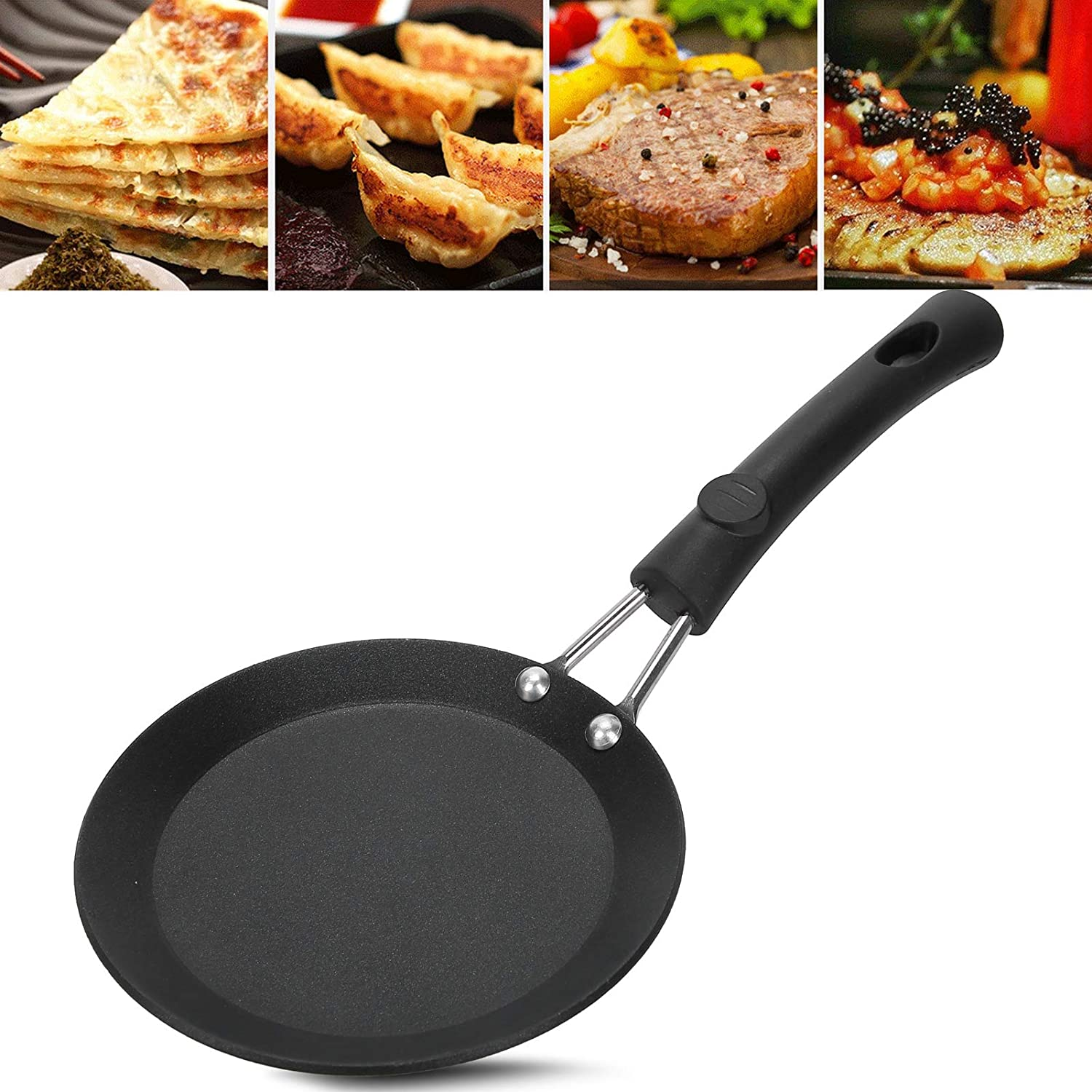 Eurobuy Pan Fried Egg Pancake Cooking Kitchen for Pot Home S Sale Japan's largest assortment