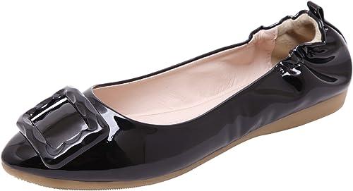 DQQ zapatos de Sandalias de tacón para mujer
