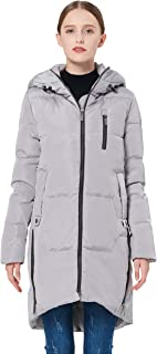 Orolay Women's Stylish Down Coat Winter Jacket with Hood