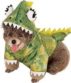 Rubie's Pet Costume, Small, Green Dinosaur Hoodie