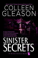 Sinister Secrets: A Ghost Story Romance & Mystery (Wicks Hollow Book 2) Kindle Edition