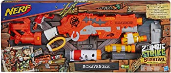 Scravenger Nerf Zombie Strike Survival System Kit