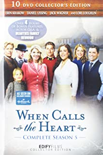 When Calls the Heart: Complete Season 5