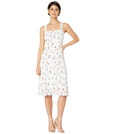 Sam Edelman Ditsy Print Sheath Dress (Ivory Multi) Women