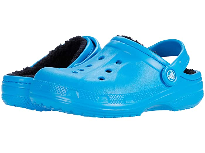 Crocs Kids Unisex Ralen Lined Clog Toddler//Little Kid