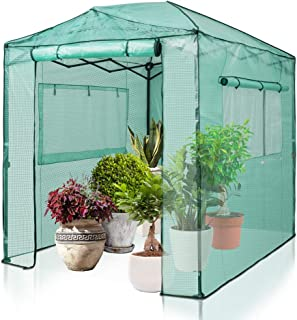 Best large pop up greenhouse Reviews