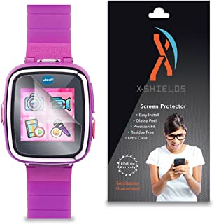 XShields© (5-Pack) Screen Protectors for VTech KidiZoom DX Smartwatch (Ultra Clear)