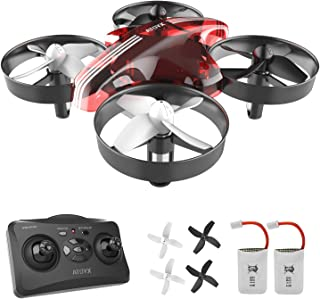 ATOYX Mini Drones for Kids and Beginners Remote Control Toys, Quadcopter 2.4Ghz 6-Axis Gyro 4 Channels, Remote Control Helicopter is Best Kid Toys Gift (AT-66)