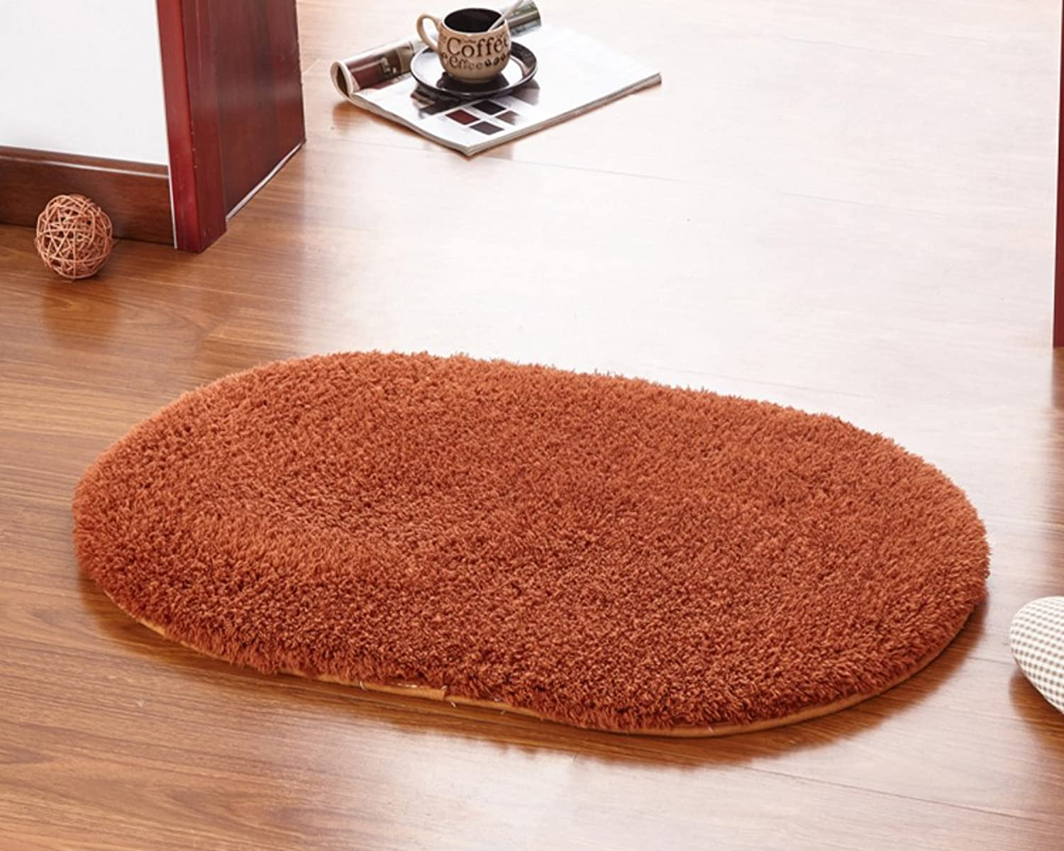 Couch mat thickening plush bedroom mat Bay window mat Room bed mat Rectangular pad-L 60x120cm(24x47inch)