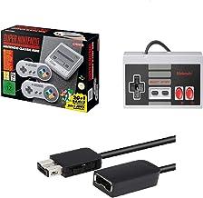 Nintendo Super SNES Classic & ☛ NES Classic Control avec rallonge