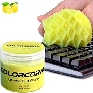 Cleaning Gel Universal Dust Cleaner for PC Keyboard Cleaning Car Detailing Laptop Dusting Home...
