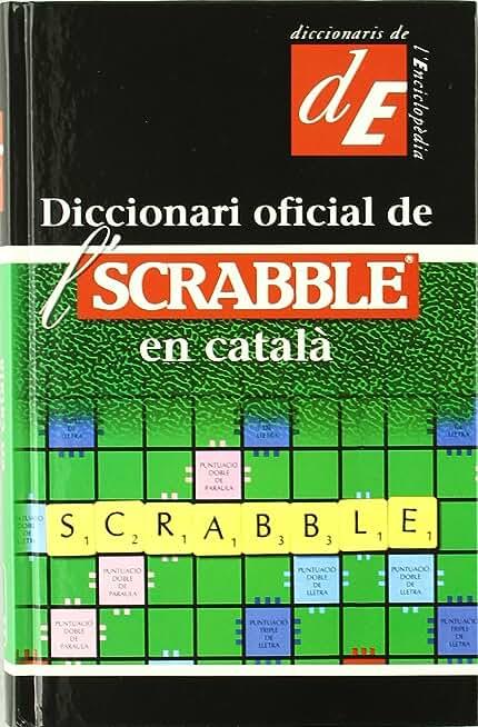 Diccionari oficial de l'Scrabble® en català