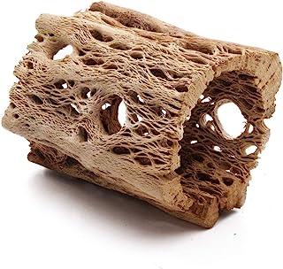 3, 6, 9, 12 Inch All Natural Teddy Bear Cholla Wood Extra Hollow Untreated Organic Aquarium Driftwood Decoration Chew Toy ...