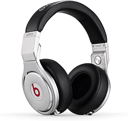 Beats Pro Over-Ear Headphones - Black (Refurbished)
