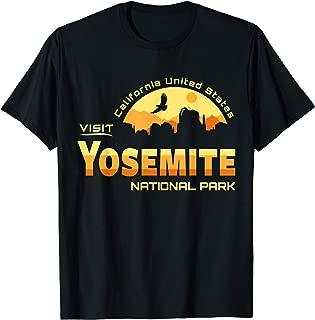 Vintage Yosemite National Park, Retro Yosemite National Park T-Shirt