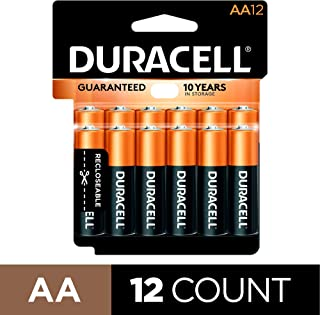 duracell aa battery current rating