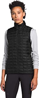 womens The North Face Thermoball Eco Vest Womens