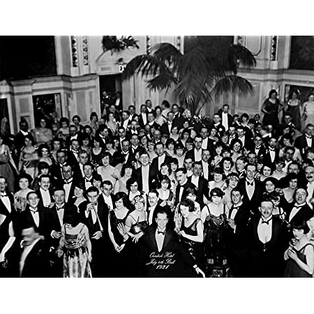 The Gold Room Overlook Hotel Poster print The Shining