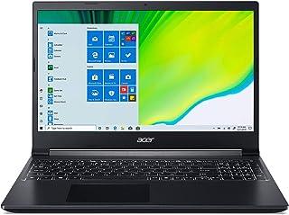 Acer Aspire 7 ノートパソコン 15.6インチ フルHD IPSディスプレイ 第9世代 Intel Core i5-9300H NVIDIA GeForce GTX 1650 8GB DDR4 512GB NVMe SSD バックラ...