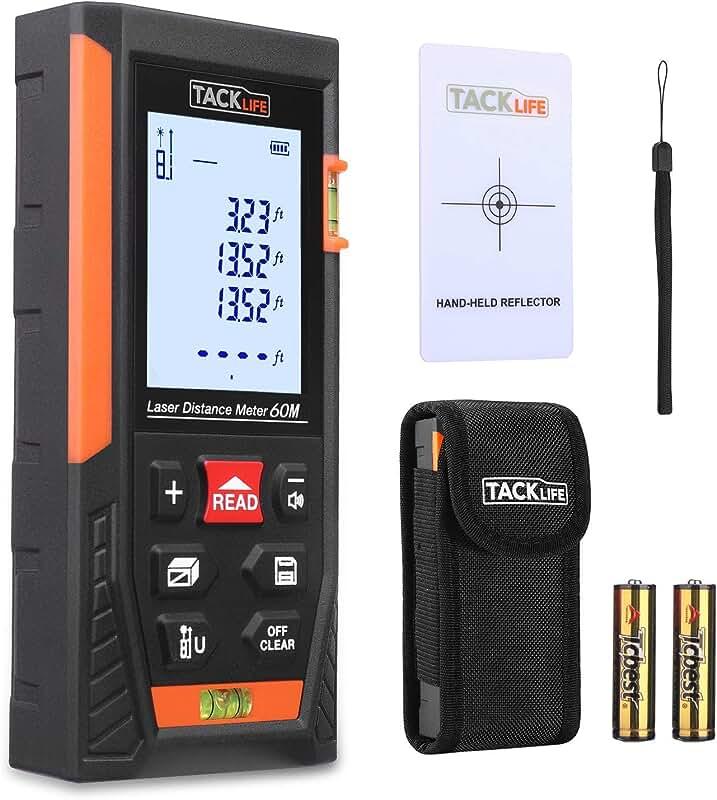Aeg laser distance measurer crayola stamp pens