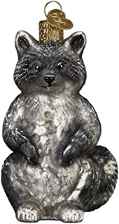 Old World Christmas Vintage Raccoon