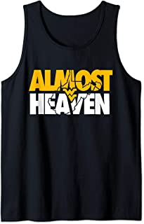 Almost Heaven West Virginia Tank Top