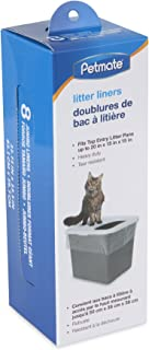 Petmate Top Entry Litter Pan Liners for Cat