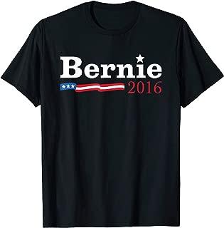 Bernie Sanders Election 2016 T Shirt Blue
