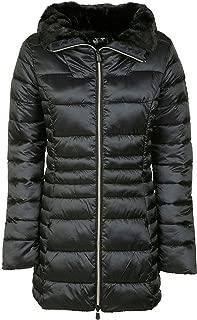 Save The Duck Luxury Fashion Womens D4366WIRIS900001 Black Down Jacket | Fall Winter 19