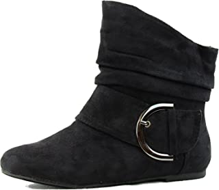 Best suede ankle boots flat heel Reviews