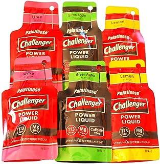チャレンジャー パワーリキッド ジェル お試し6個セット Challenger Power Liquid