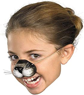 Black Cat Costume Nose - Great Cat Costume Accessory