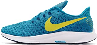 Men's Air Zoom Pegasus 35 Running Shoes (11 D US, Blue Orbit/Bright Citron/Blue Void)