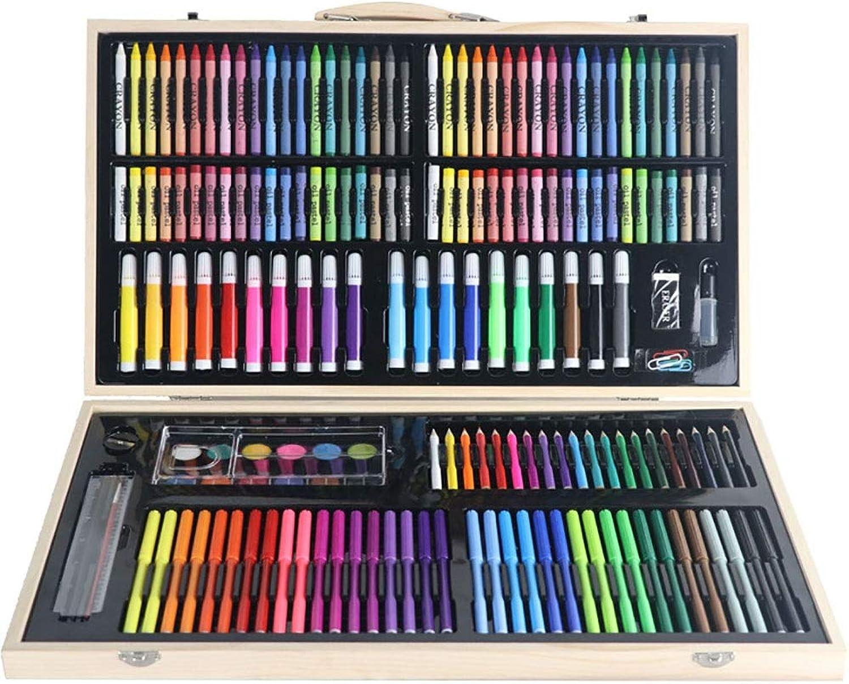 en linea Wuxingqing Lápices de Colors Sketch Set Conjunto de Arte Arte Arte de Lujo de 180 Piezas Suministros Dibujo Pintura y más en un Estuche portátil Compacto Acuarela Pintura para Colorar Plumas  Para tu estilo de juego a los precios más baratos.