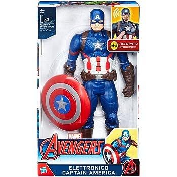 Hasbro Marvel Avengers Capitan America B6176103 Captain