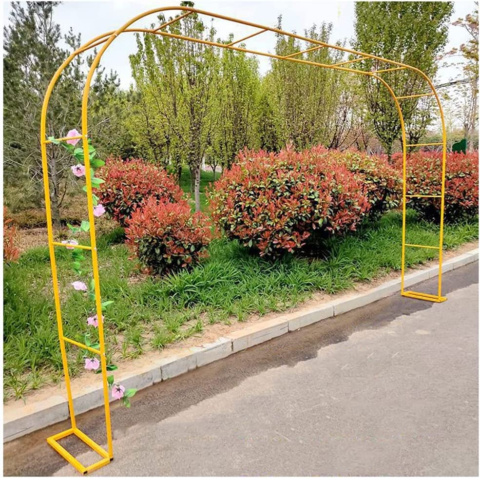 CJCJ Garden Rose Free Shipping New Arches Portable Fl Archway Ranking TOP12 Metal Wedding Party